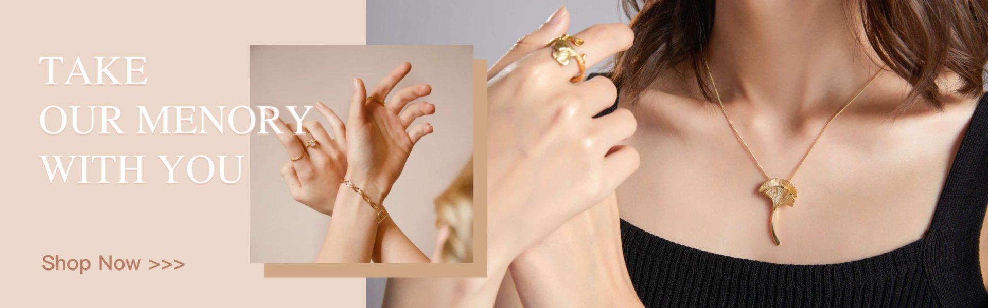 KoalaPrint custom cpuple jewelry set-Shop Now