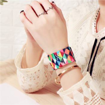 Lightweight Wristband Paper Watch LED Sport Watch Wristwatch Waterproof Paper Watch