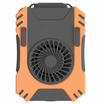 Waist Fan Hanging Neck Fan Sports Portable Power Mini Fan