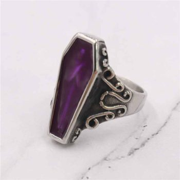 Coffin Rings Mummy Zombie Ancient Egypt Drip Rubber Rings