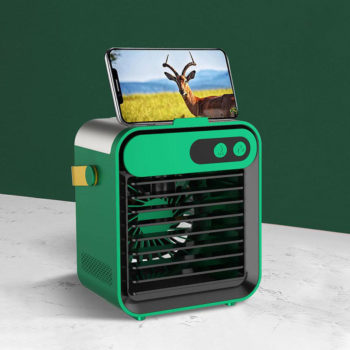 Air Conditioning Fan Humidifying Desktop Space Cooler