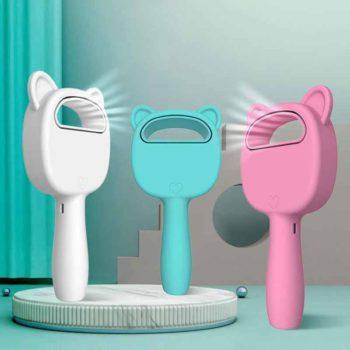 Portable Mini Fan Outdoor Home Cooler Bladeless Cute Fan