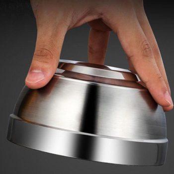Kitchen Bowl Stainless Steel Engraved Kitchen Snack Bowl
