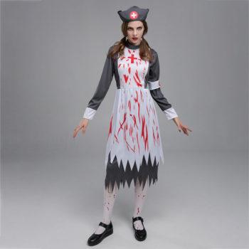 Nurse Halloween Costume Head Nurse Of Mercy Costume