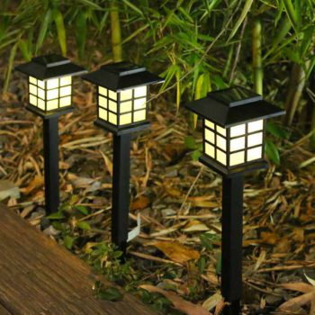 Solar Garden Lights Solar Powered Outdoor Lanterns