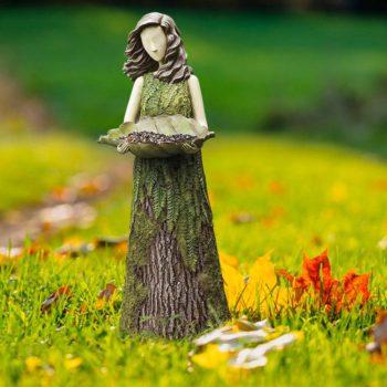 Fairy Garden Figurines Sherwood Fern Fairy Statue Decor
