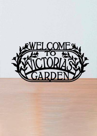 Garden Metals